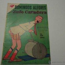 Tebeos: DOMINGOS ALEGRES. Nº249 (ZOILO CARADURA). NOVARO. Lote 41006272