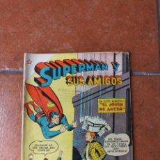 Tebeos: SUPERMAN Y SUS AMIGOS Nº 23: NOVARO AÑO 1957. Lote 41138158