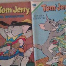 Tebeos: TOM Y JERRY Nº 295 Y Nº 306 1970 ED NOVARO. Lote 41311061