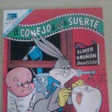 Tebeos: EL CONEJO DE LA SUERTE Nº 319 1969 ED NOVARO. Lote 41311523