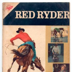 Tebeos: RED RYDER - Nº 30 - SEA - 1957. Lote 41344880