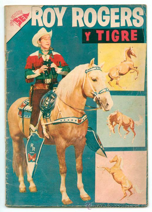 ROY ROGERS - Nº 53 - SEA - 1957 (Tebeos y Comics - Novaro - Roy Roger)
