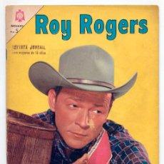 Tebeos: ROY ROGERS - Nº 156 - ED. NOVARO - 1965. Lote 41346476