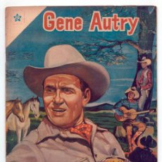 Tebeos: GENE AUTRY - Nº 40 - SEA - 1957. Lote 41359745