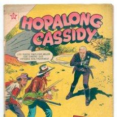 Tebeos: HOPALONG CASSIDY - Nº 31 - ED. RECREATIVAS MEXICO - 1956. Lote 90815560