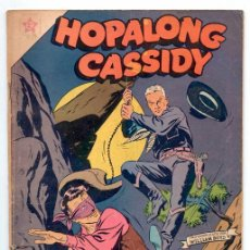 Tebeos: HOPALONG CASSIDY - Nº 42 - ED. RECREATIVAS MEXICO - 1957. Lote 96823098