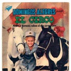 Tebeos: DOMINGOS ALEGRES - Nº 285 - EL CIRCO - SEA - 1959. Lote 41492812