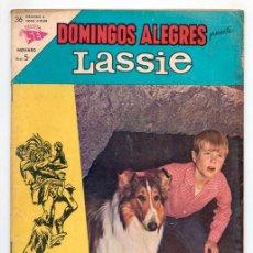 Tebeos: DOMINGOS ALEGRES - Nº 502 - LASSIE - SEA - 1963. Lote 41493498