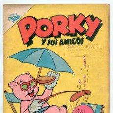 Tebeos: PORKY Y SUS AMIGOS - Nº 68 - SEA - 1957. Lote 41624305