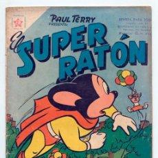 Tebeos: EL SUPER RATÓN - Nº 74 - ED. RECREATIVAS MEXICO - 1957. Lote 41635402