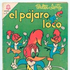 Tebeos: EL PÁJARO LOCO - Nº 280 - SEA - 1966. Lote 41646648