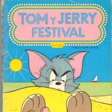 Tebeos: TEBEOS-COMICS CANDY - TOM Y JERRY - ALBUM Nº 36 - ERSA - 1980 - RARO *BB99. Lote 41688668