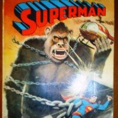Tebeos: SUPERMAN LIBRO COMIC EDITORIAL NOVARO. Lote 41813298