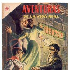 Tebeos: AVENTURAS DE LA VIDA REAL - Nº 27 - LA LIBERACIÓN DEL BRASIL - ED. RECREATIVAS MEXICO - 1958. Lote 42021851
