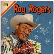 Tebeos: ROY ROGERS # 184 NOVARO 1967 EXCELENTE ESTADO. Lote 42189496