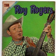 Tebeos: ROY ROGERS # 192 NOVARO 1968 UN RODEO ACCIDENTADO - FUTBOL: ATLAS, PACHUCA, NUEVO LEON - EXCELENTE . Lote 42214044
