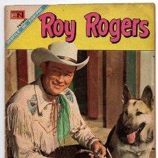 Tebeos: ROY ROGERS # 193 NOVARO 1968 PUEBLO FANTASMA FUTBOL: MONTERREY, GUADALAJARA.... MUY BUEN ESTADO. Lote 42217444