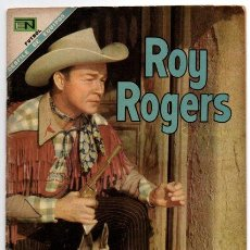 Tebeos: ROY ROGERS # 195 NOVARO 1968 EL CENCERRO DELATOR - FUTBOL: GUADALAJARA, MONTERREY... MUY BUEN ESTADO. Lote 42217655