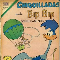 Livros de Banda Desenhada: CHIQUILLADAS NOVARO Nº 305 : BIP BIP EL CORRECAMINOS. Lote 42249518