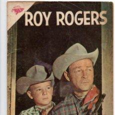 Tebeos: ROY ROGERS # 119 NOVARO 1962 DINAMITA - DALE EVANS - BUEN ESTADO. Lote 42257006