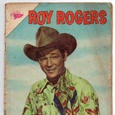 Tebeos: ROY ROGERS # 135 NOVARO 1963 EL JINETE SIN CABEZA - CON DETALLES. Lote 42257157