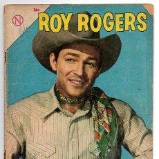 Tebeos: ROY ROGERS # 137 NOVARO 1964 LA TRAMPA MORTAL - BUEN ESTADO. Lote 42257163