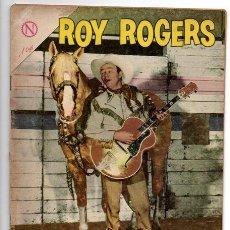Tebeos: ROY ROGERS # 139 NOVARO 1964 ISLA PELIGROSA - MUY BUEN ESTADO. Lote 42257200