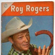 Tebeos: ROY ROGERS # 159 NOVARO 1965 EL CABALLERO ERRANTE - MUY BUEN ESTADO. Lote 42274683