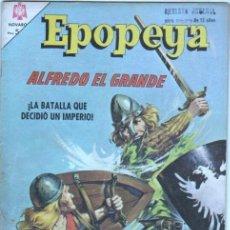 BDs: EPOPEYA Nº 90 - 1965 - ALFREDO EL GRANDE - EXCELENTE ESTADO. Lote 42307635