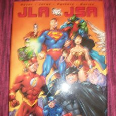 Tebeos: JLA / JSA – DC – SUPERMAN – BATMAN – FLASH – WONDER WOMAN – GREEN LANTERN. Lote 42363479