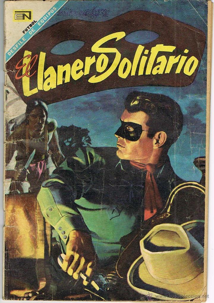 EL LLANERO SOLITARIO NUMERO 179 (Tebeos y Comics - Novaro - El Llanero Solitario)