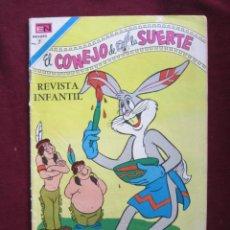 Tebeos: EL CONEJO DE LA SUERTE Nº 364. NOVARO 1971. Lote 42399731