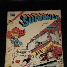 Tebeos: SUPERMAN EN Nº 903 - SUPERNIÑA - ORIGINAL NOVARO 1973. Lote 42589533