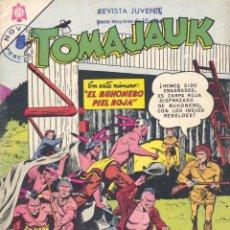 Tebeos: TOMAJAUK Nº128. NOVARO, 1966. Lote 42597301