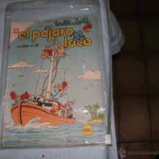 Tebeos: EL PAJARO LOCO - EXTRA N° 6 -. Lote 42641188