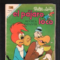 Tebeos: REVISTA INFANTIL. EL PAJARO LOCO. WALTER LANTZ. Nº 326. AÑO XX. SEPTIEMBRE 1969. Lote 42727128