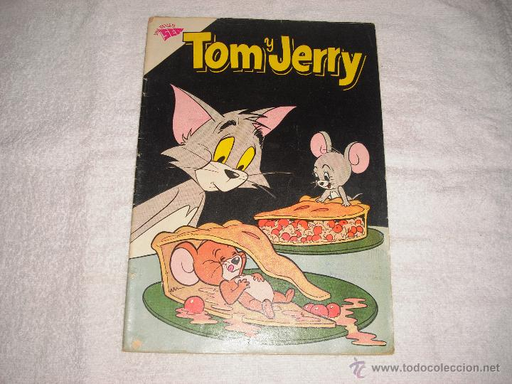 Tebeos: TOM Y JERRY Nº 186 1962 . UNA REVISTA SEA - Foto 1 - 42841516