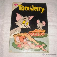 Tebeos: TOM Y JERRY Nº 186 1962 . UNA REVISTA SEA. Lote 42841516