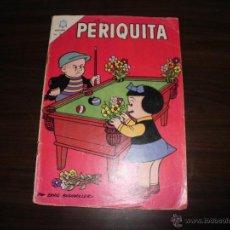 Tebeos: TEBEO COMIC PERIQUITA NOVARO 1965 N 52. Lote 142259728