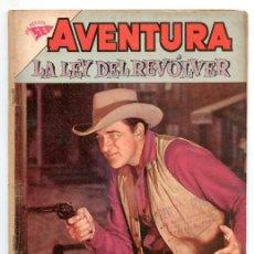 Tebeos: AVENTURA - Nº 251 - LA LEY DEL REVÓLVER - SEA - 1962. Lote 44339911