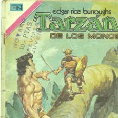 Tebeos: TARZAN DE LOS MONOS Nº385. NOVARO, 1974. Lote 42944073