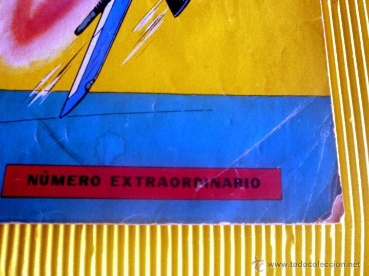 Tebeos: EL MURO DEL SILENCIO NUMERO EXTRAORDINARIO DOMINGOS ALEGRES 1965 TEBEO - Foto 3 - 42965772