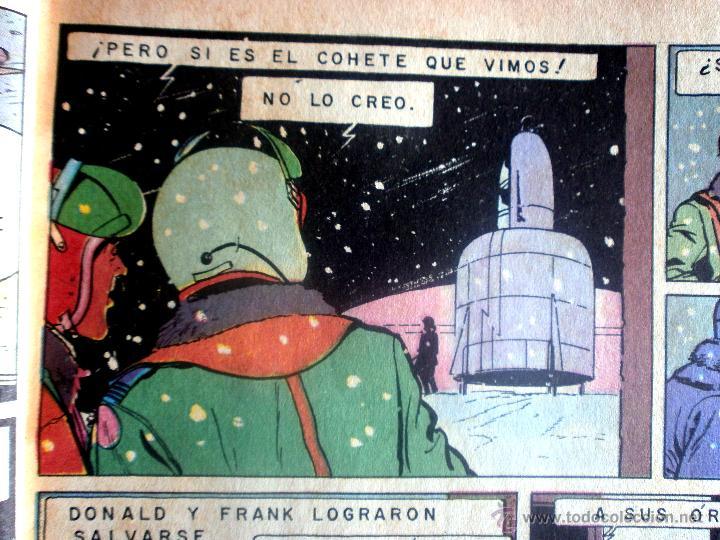 Tebeos: EL MURO DEL SILENCIO NUMERO EXTRAORDINARIO DOMINGOS ALEGRES 1965 TEBEO - Foto 6 - 42965772