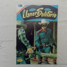 Tebeos: EL LLANERO SOLITARIO NOVARO # 219 - AÑO 1970. SERIE AGUILA.. Lote 43085512