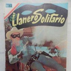 Tebeos: EL LLANERO SOLITARIO NOVARO # 217 - AÑO 1970. SERIE AGUILA.. Lote 43094234