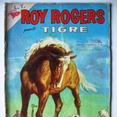 Tebeos: ROY ROGERS - TIGRE - NÚMERO 72 - AÑO 1972. Lote 43129924