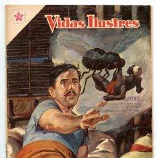 Tebeos: VIDAS ILUSTRES - Nº 37 - EL SUEÑO DE LA MUERTE DE DAVID BRUCE - ED. RECREATIVAS MEXICO - 1959. Lote 43156496
