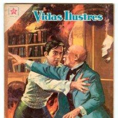 Tebeos: VIDAS ILUSTRES - Nº 39 - MAX PLANCK, EL GENIO DE LA FÍSICA - ED. RECREATIVAS MEXICO - 1959. Lote 43156572