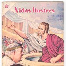 Tebeos: VIDAS ILUSTRES - Nº 55 - DEMÓSTENES, GENIO DE LA ELOCUENCIA - ED. RECREATIVAS MEXICO - 1960. Lote 43156623