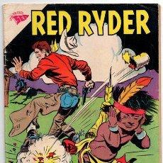 Tebeos: RED RYDER # 90 NOVARO 1962 BY FRED HARMAN & CASTORCITO MUY BUEN ESTADO. Lote 43321784